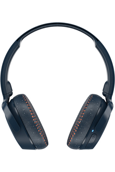 Casque audio Skullcandy RIFF BT - Bleu