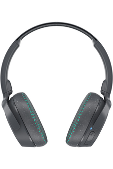 Casque audio Skullcandy RIFF BT - Gris