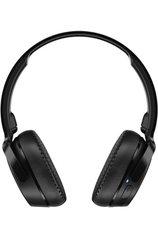 Casque audio Skullcandy RIFF BT - Noir