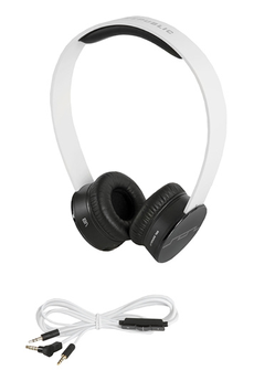 Casque arceau TRACKS blanc Sol Republic