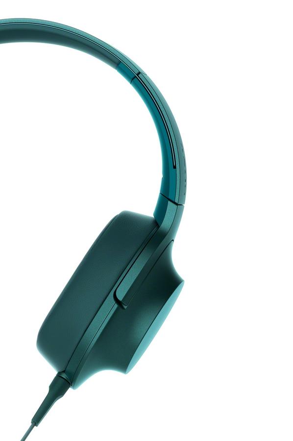 casque audio sony mdr 100aap bleu mdr100 bleu 4176715 darty. Black Bedroom Furniture Sets. Home Design Ideas