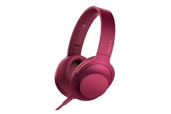 Casque arceau MDR-100AAP ROSE Sony