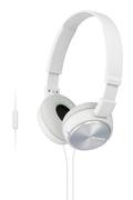 Casque arceau Sony MDR-ZX310APW Blanc
