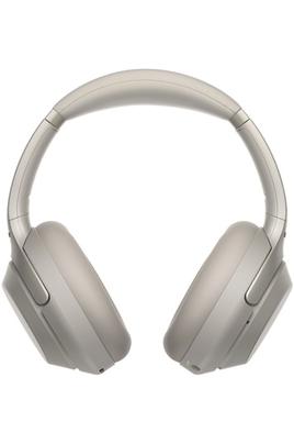 Sony WH1000XM3 Casque Hi-res Bluetooth à réduction de bruit Silver