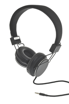 Casque arceau PLATTAN BLACK Urban Ears