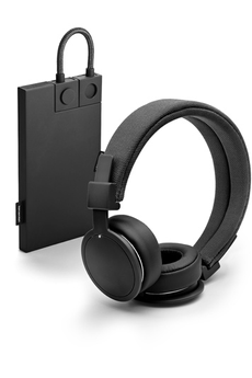 Casque arceau PLATTAN ADV BT BLACK + BATTERIE DE SECOURS Urban Ears