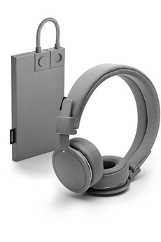 Casque arceau PLATTAN ADV BT DARK GREY + BATTERIE DE SECOURS Urban Ears