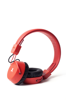 Casque arceau PISTON BTH ROUGE Wesc