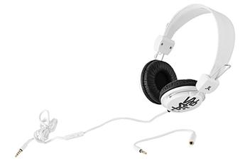 Casque audio Wesc CONGA blanc