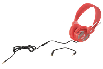 Casque audio Wesc OBOE orange