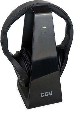casque TV & HIFI à transmission audio numérique (2 4GHz)