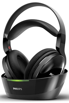 Casque TV sans fil Philips SHC8900/12