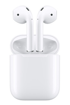 Ecouteurs Apple AIRPODS (MMEF2ZM/A)