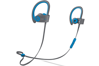 Casque intra-auriculaire FLASH BLUE ACTIVE POWERBEATS2 WL Beats