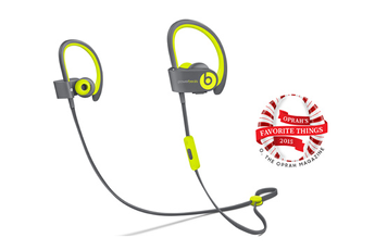 Casque intra-auriculaire SHOCK YELLOW ACTIVE POWERBEATS 2WL Beats