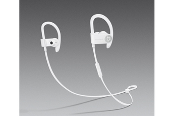 Casque intra-auriculaire POWERBEATS 3 Wireless Blanc Beats
