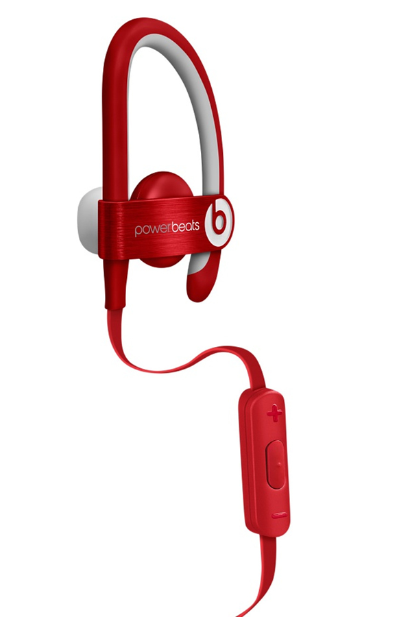 casque intra auriculaire beats powerbeats2 red powerbeats 2 red 4205421 darty. Black Bedroom Furniture Sets. Home Design Ideas
