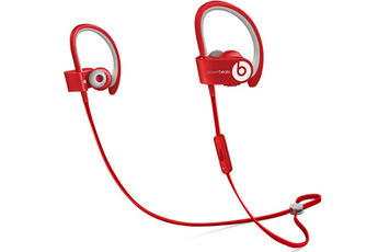 Casque intra-auriculaire POWERBEATS WIRELESS RED Beats