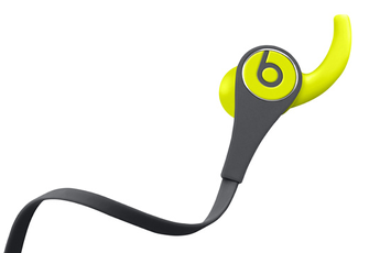 Casque intra-auriculaire SHOCK YELLOW ACTIVE TOUR S Beats