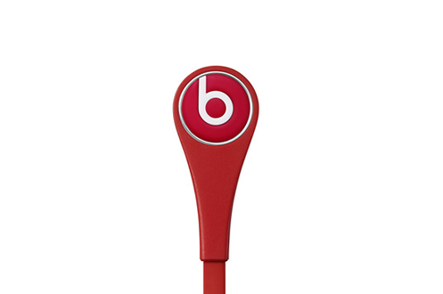 Casque intra-auriculaire TOUR HD V2 ROUGE Beats