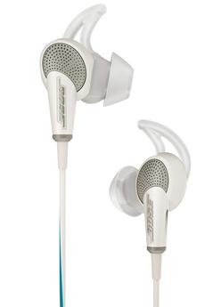 Ecouteurs Bose QC20 APPLE BLANC