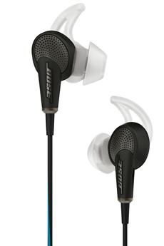Ecouteurs Bose QC20 APPLE NOIR