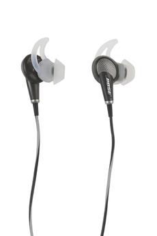 Casque intra-auriculaire QC 20I Noir pour Apple Bose