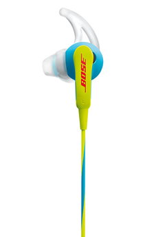 Casque intra-auriculaire SOUNDSPORT BLEU NEON APPLE Bose