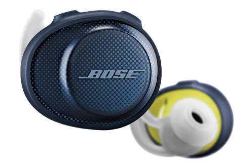 Bose SoundSport Free Blue citron