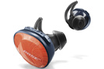 Bose SoundSport Free Orange vif - Bleu nuit photo 2