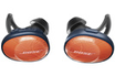 Bose SoundSport Free Orange vif - Bleu nuit photo 3