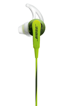 Casque intra-auriculaire SOUNDSPORT VERT ENERGIE APPLE Bose