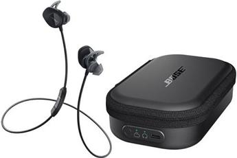 Ecouteurs Bose SoundSport noir + étui de chargement