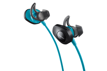 Casque intra-auriculaire SOUNDSPORT WIRELESS BLEU Bose