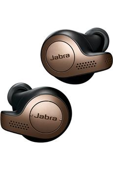 Ecouteurs Jabra ELITE 65T COPPER NOIR