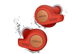 Ecouteurs Jabra ELITE ACTIVE 65T COPPER ROUGE