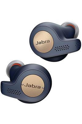 Ecouteurs ELITE ACTIVE 65T Bleu et Or Jabra