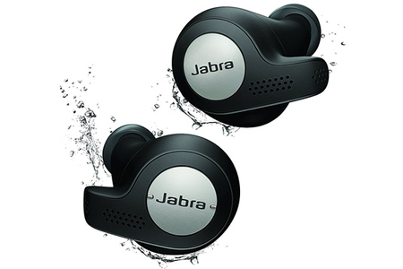 Ecouteurs Jabra ELITE ACTIVE 65T Titanium black