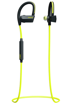 Casque intra-auriculaire SPORT PACE WIRELESS JAUNE Jabra
