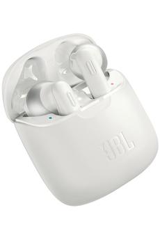 Ecouteurs Jbl T220 True Wireless Blanc