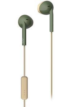 Ecouteurs Jvc Casque Kit Piéton HA-F19M Vert