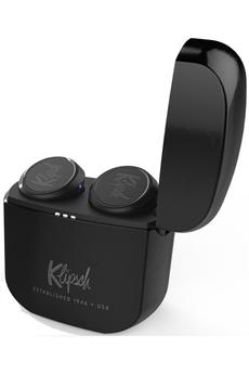 Ecouteurs Klipsch T-5 TW BLACK EDITION