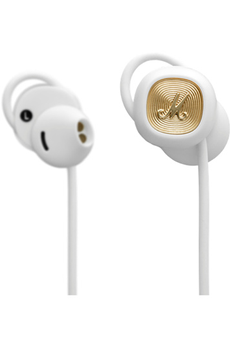 Ecouteurs Marshall Minor II BT Blanc