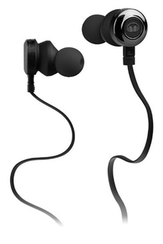 Casque intra-auriculaire CLARITY HD BLACK Monster