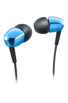 Casque intra-auriculaire SHE3900BL Bleu Philips