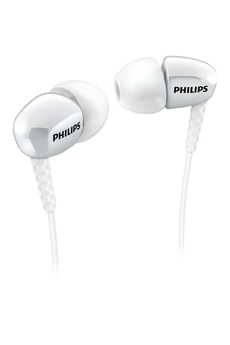 Casque intra-auriculaire SHE3900WH Blanc Philips