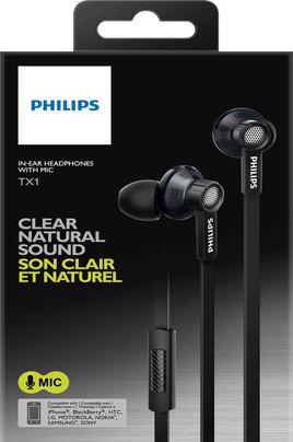 Philips TX1 NOIR