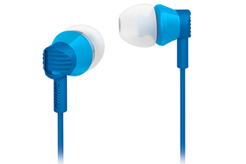 Casque intra-auriculaire SHE3800 BLEU Philips