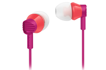 Casque intra-auriculaire SHE3800 ROSE Philips
