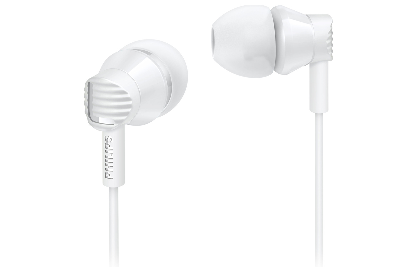 casque intra auriculaire philips she3800 blanc 4152948 darty. Black Bedroom Furniture Sets. Home Design Ideas